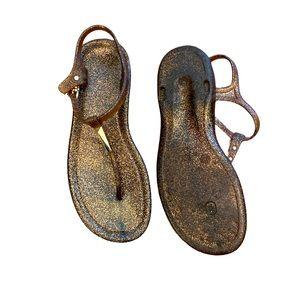 Jimmy Choo flip flops summer shoes